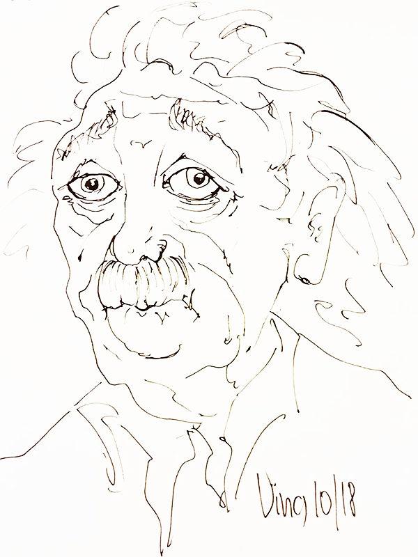 """""""Probleme kann man niemals mit derselben Denkweise lösen, durch die sie entstanden sind."""" Albert Einstein"""