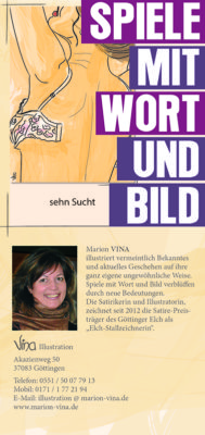 Marion VINA, Ausstellung St. Pauli in Hamburg